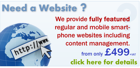Content managed estate agency websites